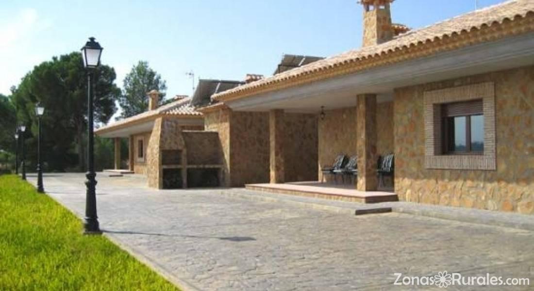 Casas rurales el pinar casa rural en el picazo san - Paginas de casas rurales ...