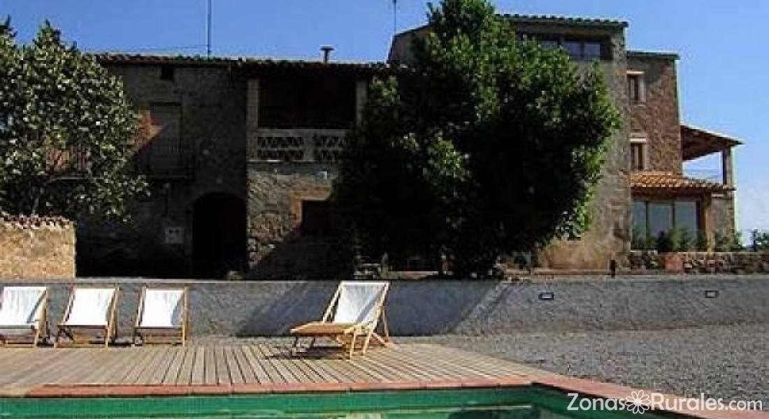 Casa rural cal vis casa rural en gai barcelona - Casa rural bages ...