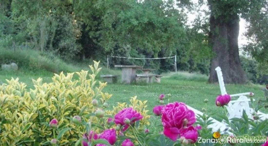 Casa rural mas el corral casa rural en les masies de - Casa rural mas rosello ...