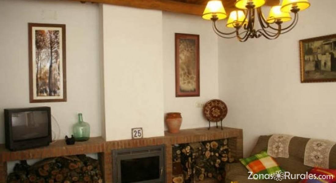 Casa rural la alameda casa rural en alan s sevilla - Hosteria casa adriano alanis de la sierra sevilla ...