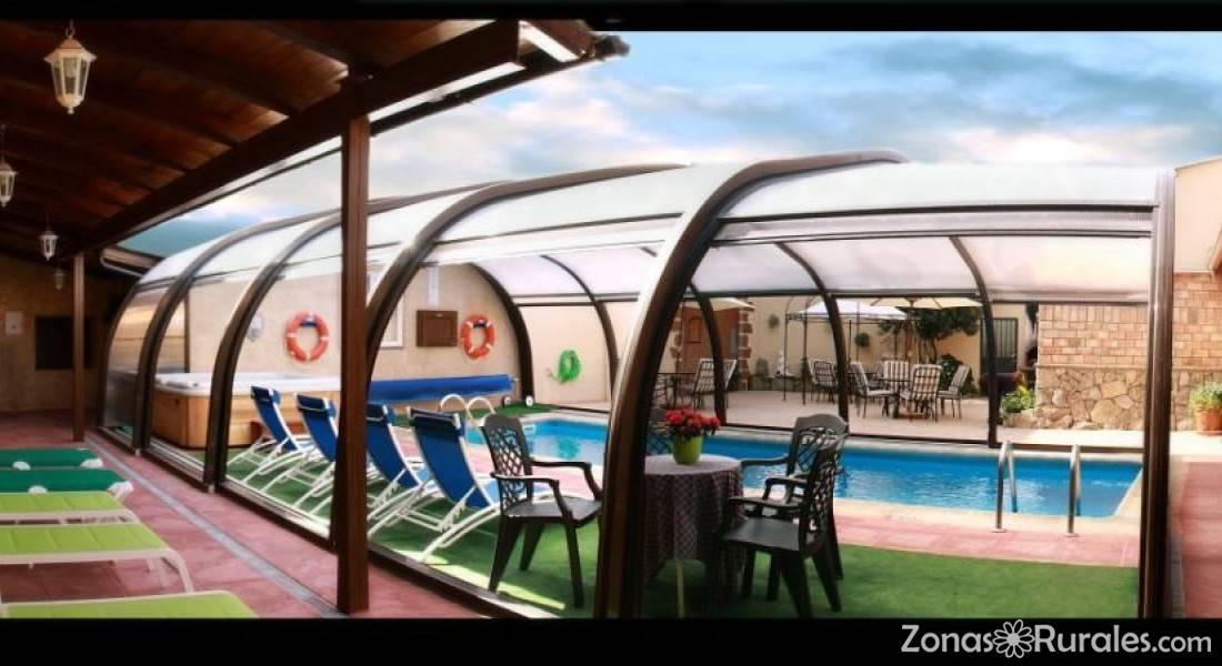 Apartamentos rurales carroyosa del jerte apartamentos rurales en navaconcejo c ceres - Casas rurales en el jerte con piscina ...
