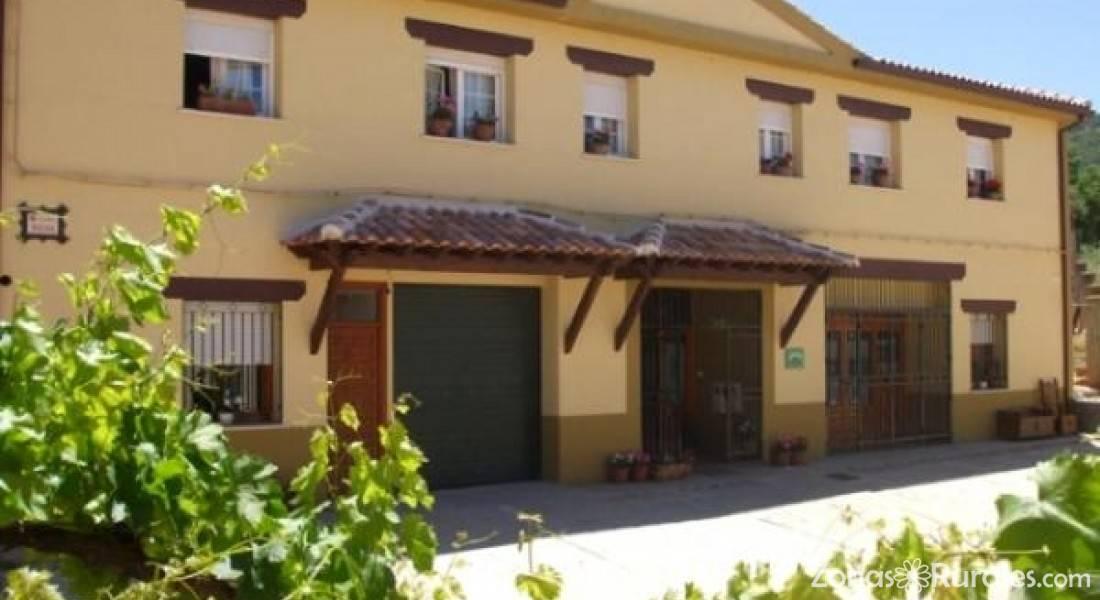 52 casas rurales en guadalajara zonas rurales - Casas rurales guadalajara baratas ...