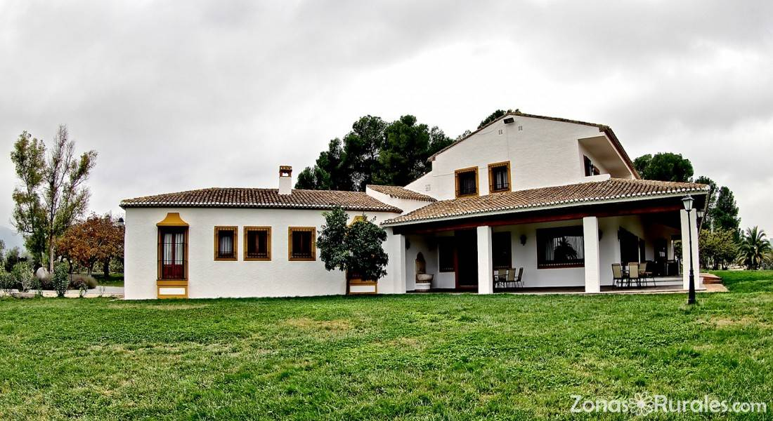 Finca santa elena casa rural en ontinyent onteniente - Casa rural santa elena ...