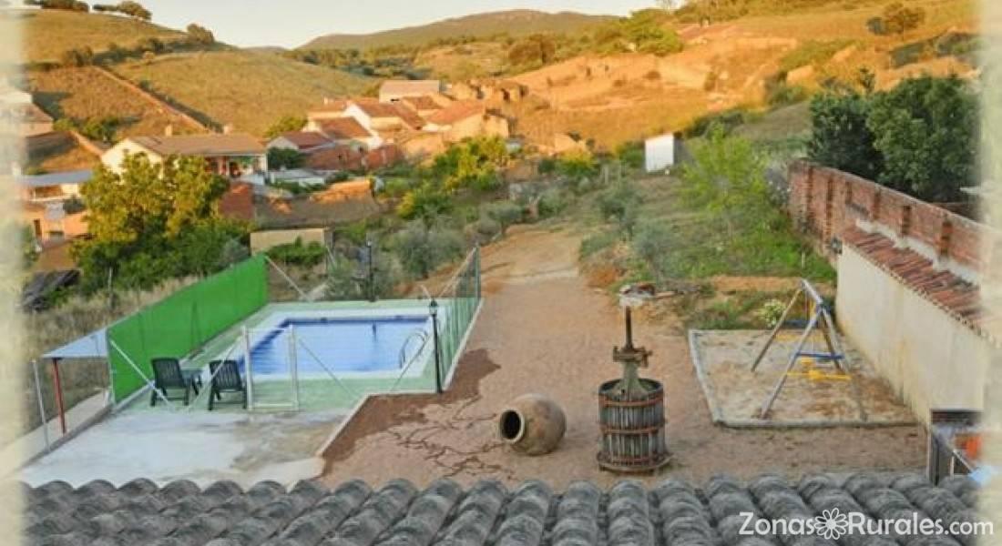 Casa rural el olivar del puerto casa rural en horcajo de los montes ciudad real - Casa rural horcajo de los montes ...