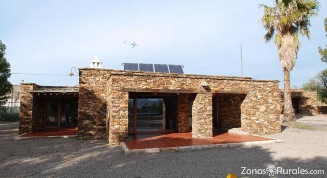 Casas rurales los albardinales casa rural en tabernas - Casas rurales e ...