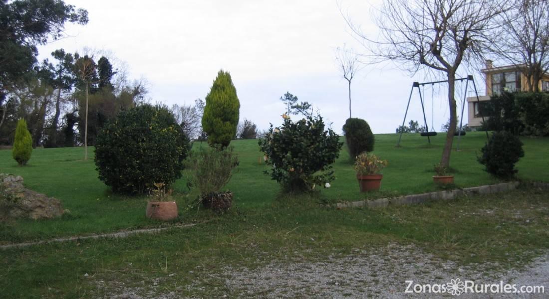 Posada casa aurelio hostal rural en somo cantabria for Hostal ciudad jardin malaga