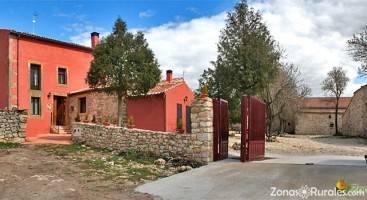 La perseverancia casa rural en aldehuelas de sep lveda segovia - Casa rural sepulveda ...
