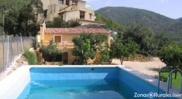 Casas Rurales La Molata Arguellite Yeste Albacete