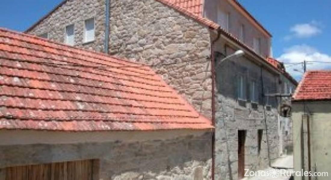 Casa rural outeiro casa rural en sanxenxo pontevedra - Casa rural ameneiros sanxenxo pontevedra ...