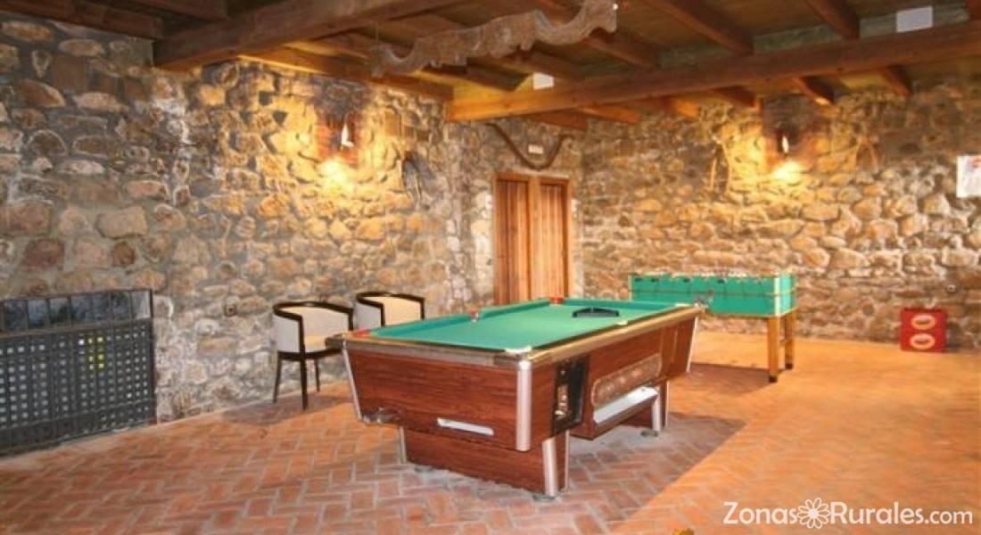 hotel rural en caceres: