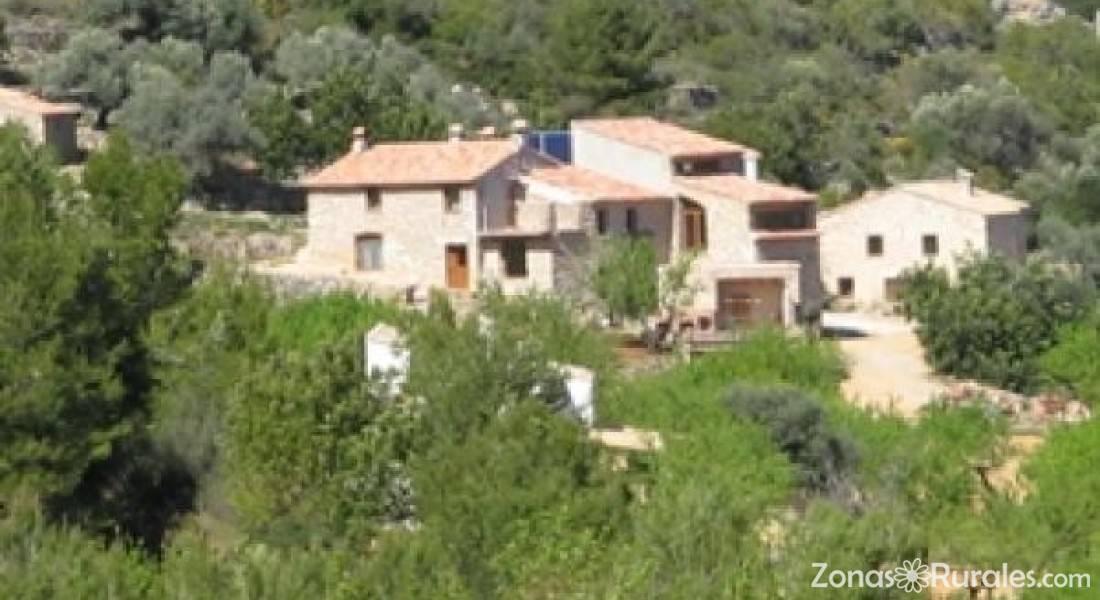 Casa rural la toscana casa rural en les coves de vinrom - Casa rural en la toscana ...