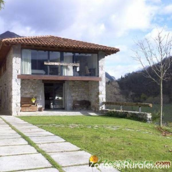 Casas rurales el ller n casa rural en campo de caso asturias - Casas rurales en el campo ...