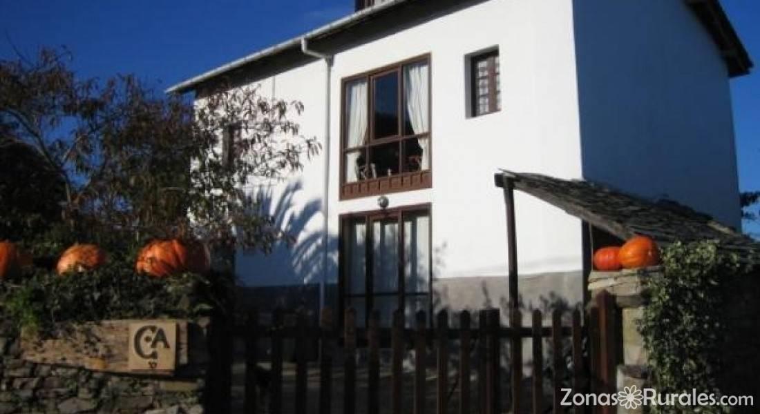 Casa de aldea mariluz casa rural en canero luarca asturias - Casa rural luarca ...