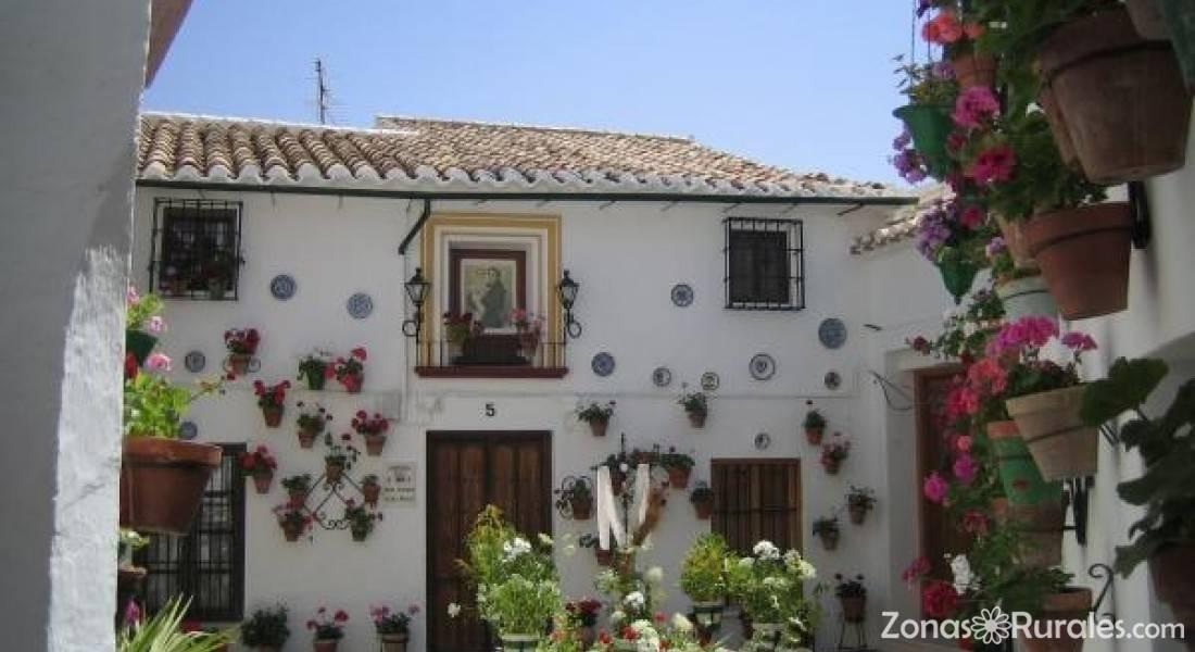 Casa de san antonio casa rural en priego de c rdoba c rdoba - Casa rural priego de cordoba ...