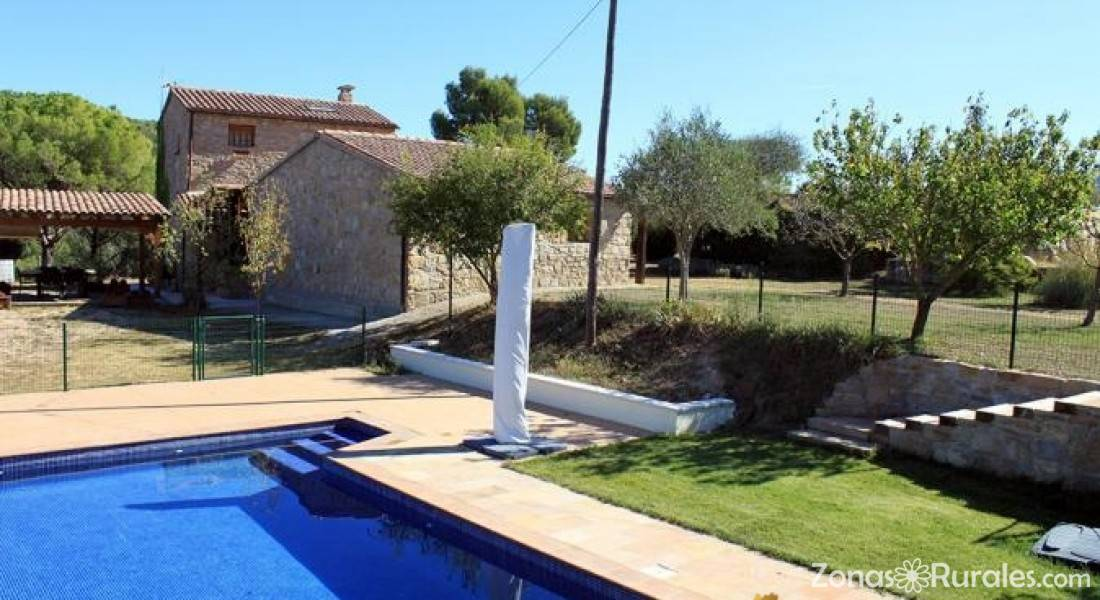 Casa rural cal sort casa rural en castellbell i el vilar barcelona - Casa rural sort ...
