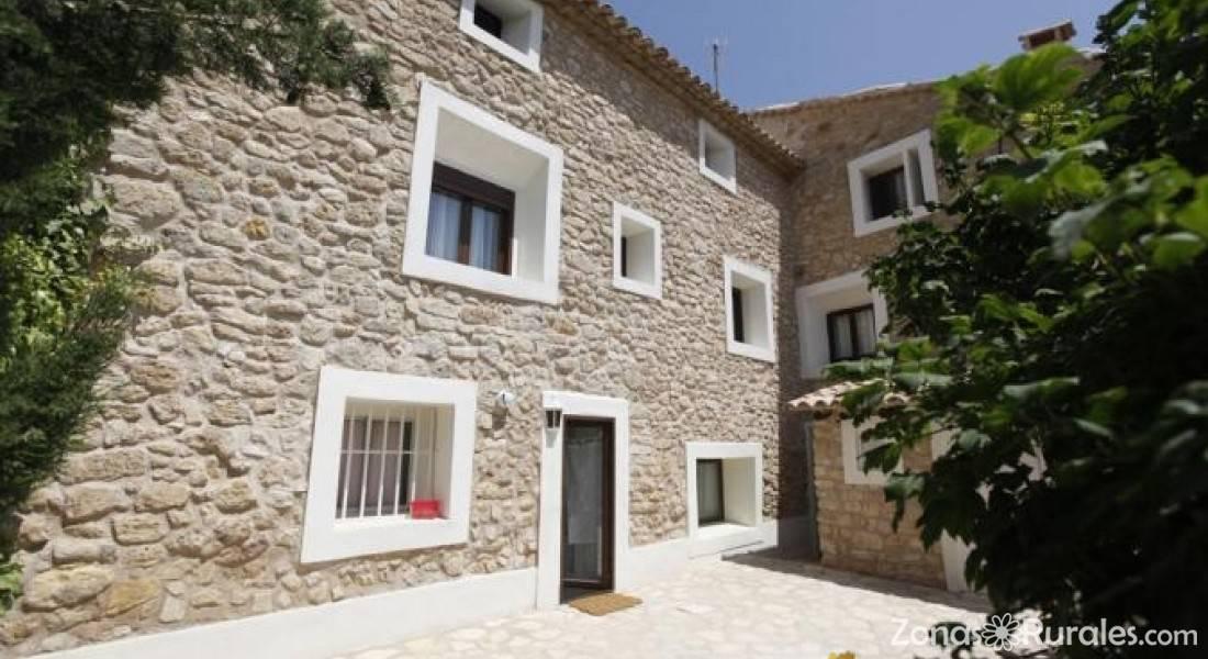 La casa del pintor casa rural en fuendetodos zaragoza - La casa del pintor gandia ...