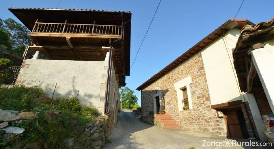 Casa caleyos casa rural en pravia asturias - Casa rural pravia ...