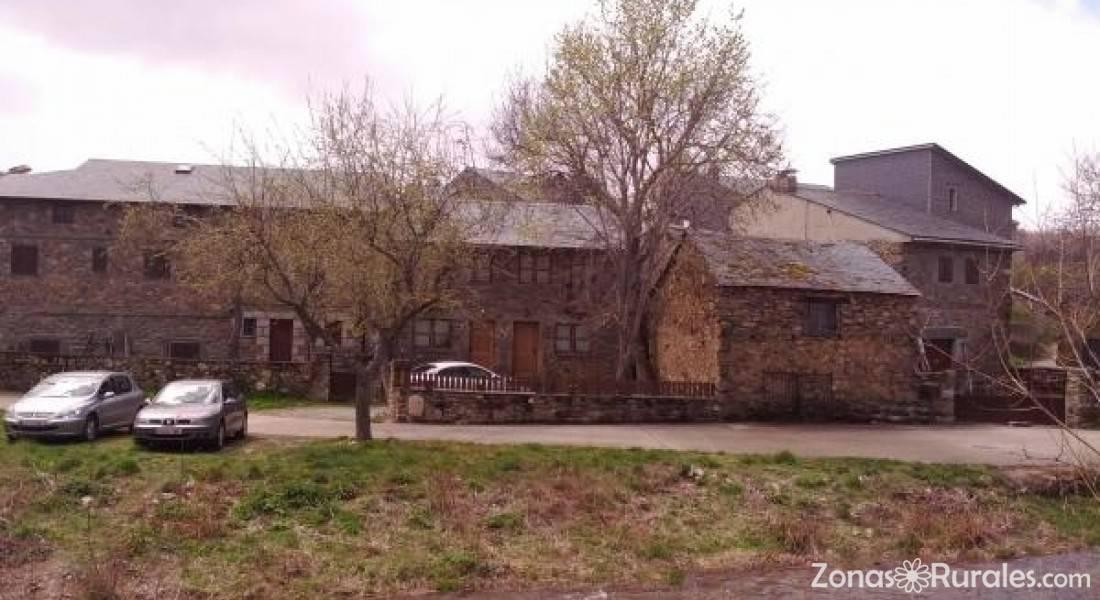 Casas rurales el trubio casa rural en vigo de sanabria - Casas rurales sanabria ...