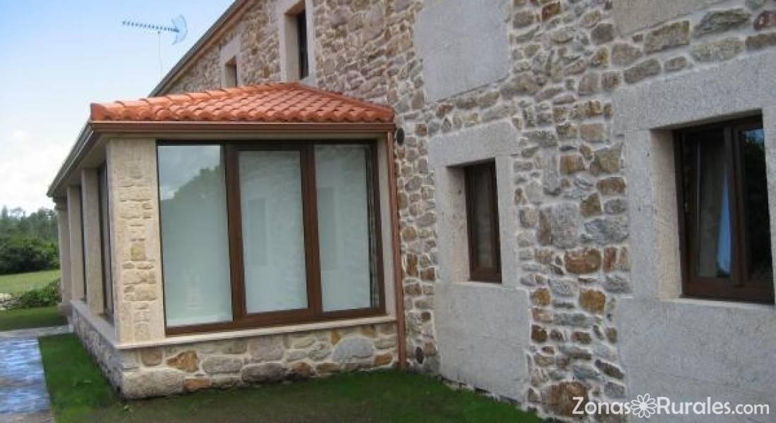 Casa paco de riotorto casa rural en mux a a coru a - Casas rusticas en galicia ...