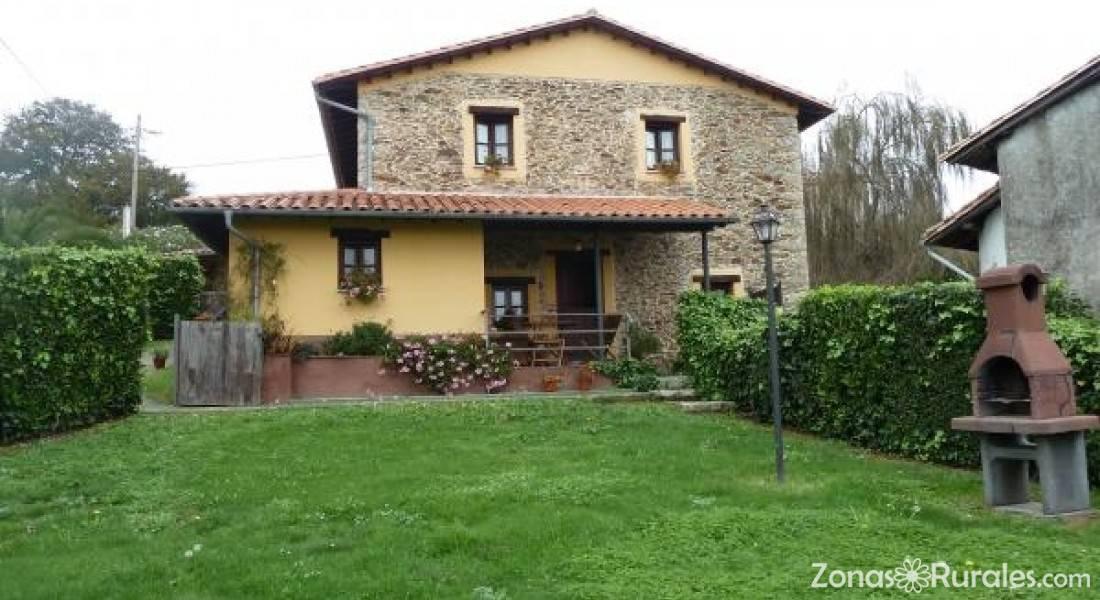 La casona del cura casa rural en pravia asturias - Casa rural pravia ...
