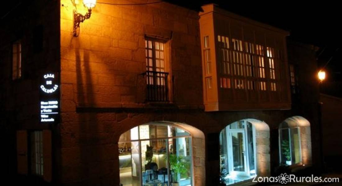 Hotel casa de caldelas hotel rural en castro caldelas ourense - Hotel casa de caldelas ...