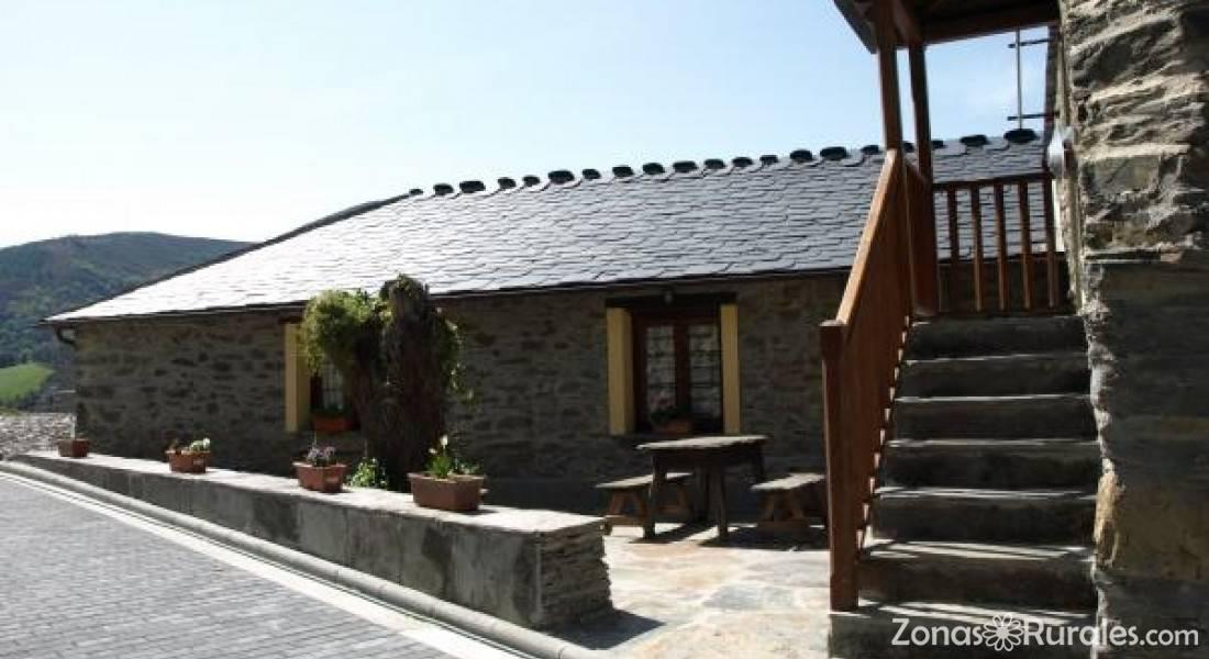 Casa de aldea a palleira casa rural en pesoz asturias - Casas de aldea asturias ...