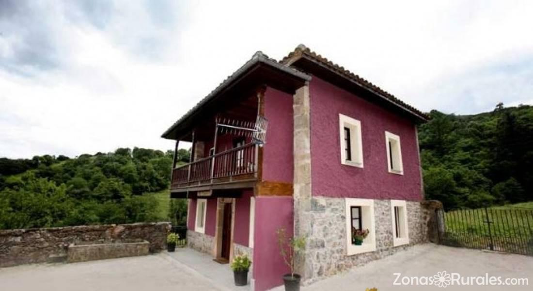 Casa rural les llanielles casa rural en cangas de on s asturias - Casa rural en cangas de onis ...