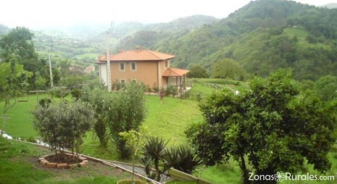 Casas de aldea el boo casa rural en cabranes asturias - Casas de aldea asturias ...