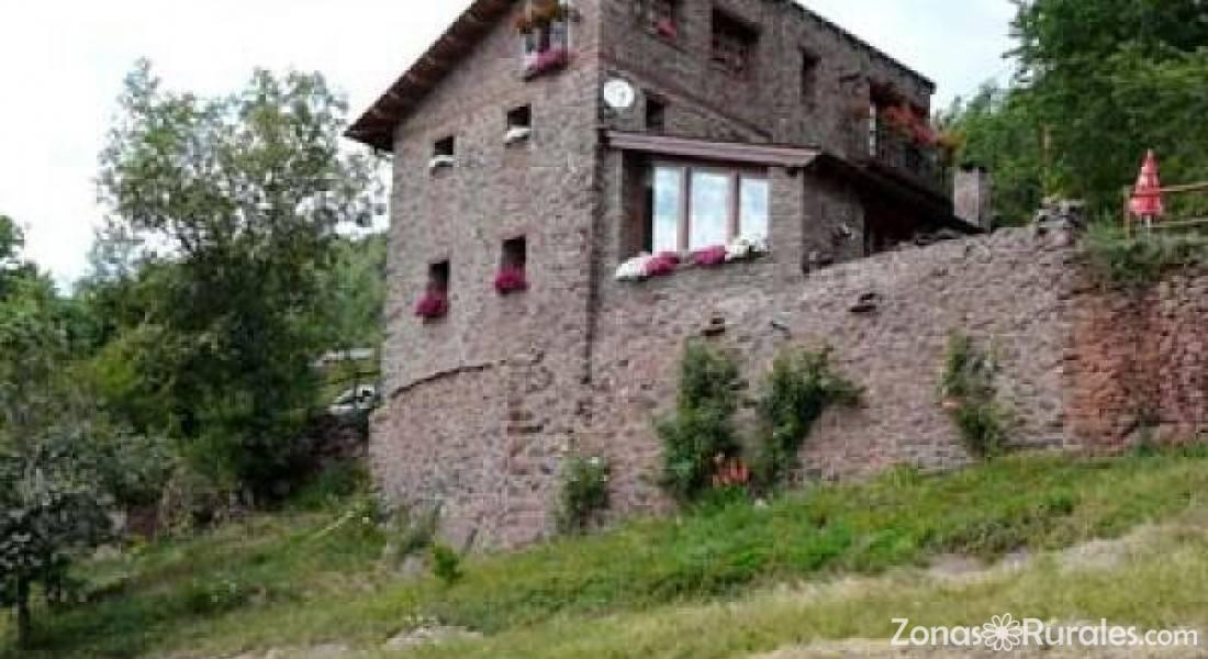 Casa rural borda el vilar casa rural en llagunes lleida - Casa rural o vilar ...