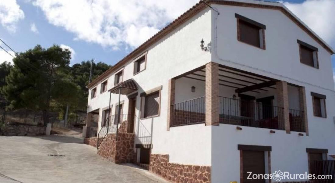 El pinico casa rural en yeste albacete - Casa rural yeste ...