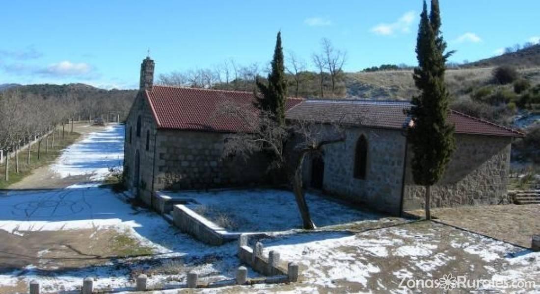 El rinc n de los montes casa rural en san pablo de los montes toledo - Casa rural horcajo de los montes ...