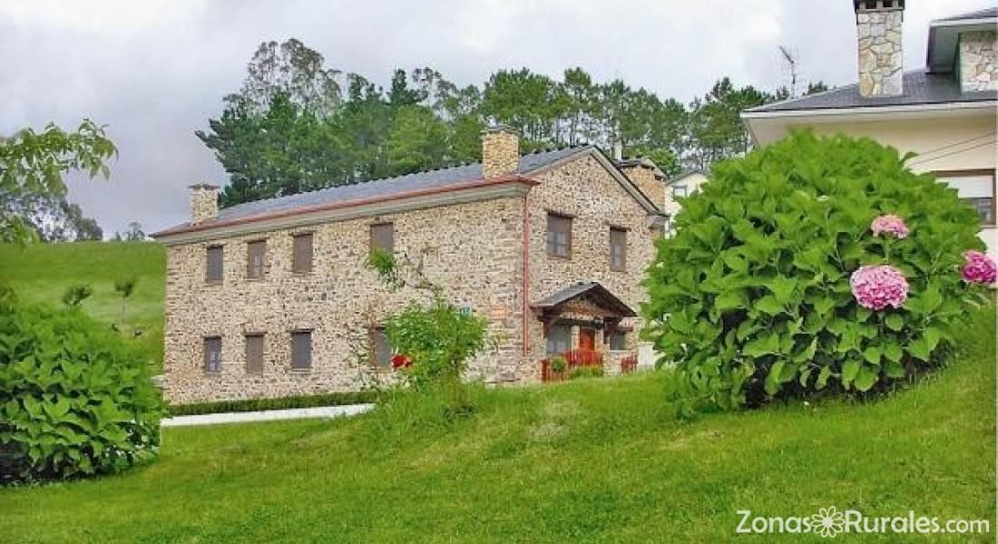 Apartamentos de turismo rural casa caleya apartamentos rurales en arancedo el franco asturias - Casas rurales cerca de oviedo ...