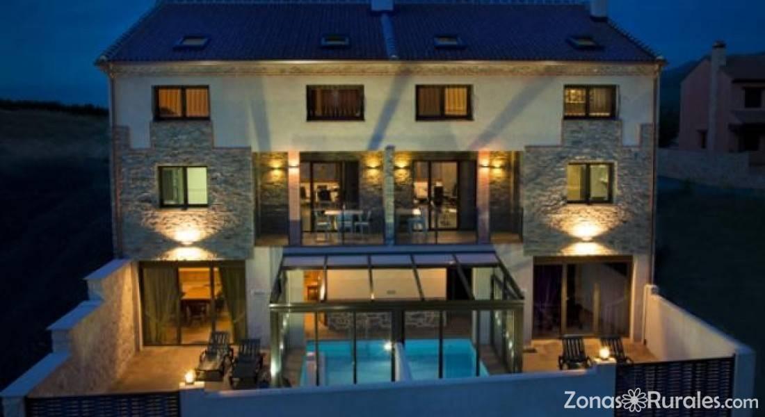 hoteles de lujo en segovia: