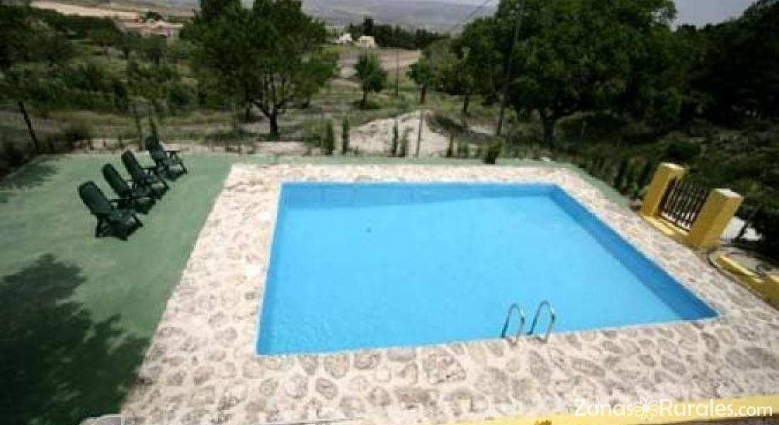 Casa rural cortijo orihuelo casa rural en moratalla murcia - Casa rural murcia piscina climatizada ...