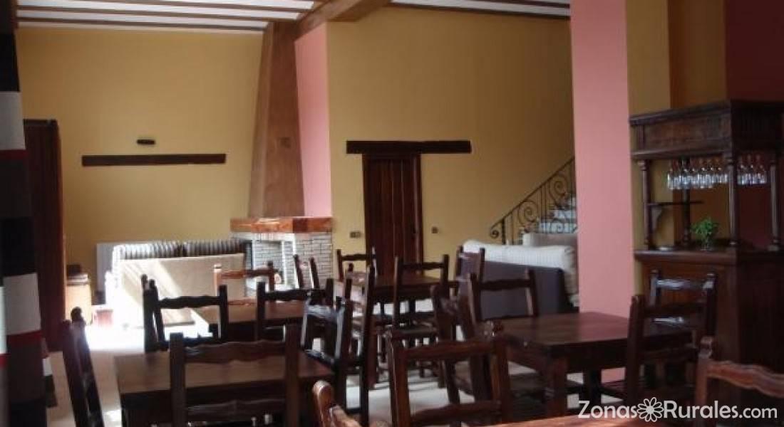 Casas rurales molina de arag n guadalajara for Casa rural molina de aragon