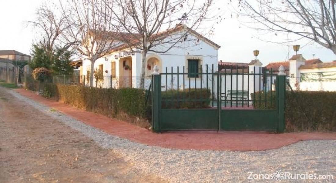 Casa rural el pinar casa rural en talavera de la reina toledo - Casas rurales cerca de talavera ...