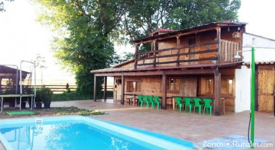 Casa rural el paraiso casa rural en casas de ves albacete - Casa rural el paraiso ...