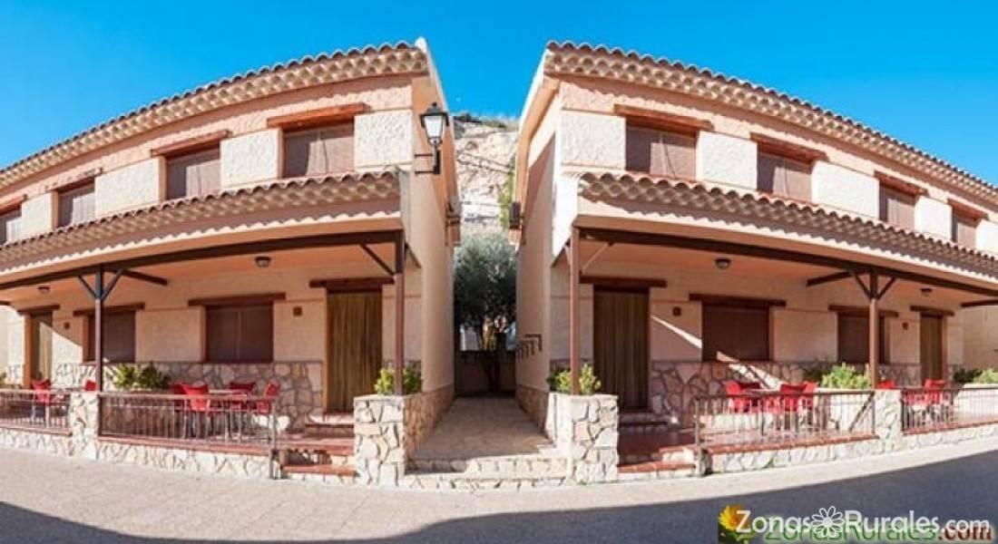 Casas los olivos casa rural en alcal del j car albacete - Paginas de casas rurales ...