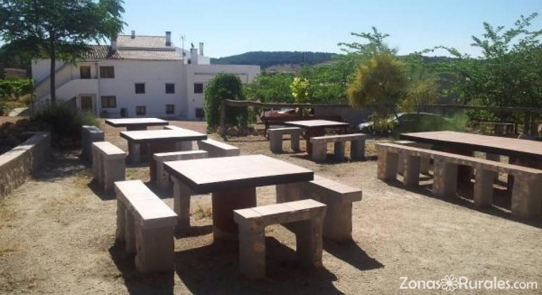 La morena casas rurales casa rural en bogarra albacete - Casa rural sierra morena ...