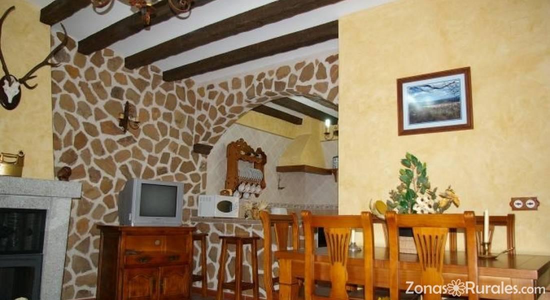 Casa rural cristina i y ii casa rural en san pablo de - Casa rural montes de toledo ...