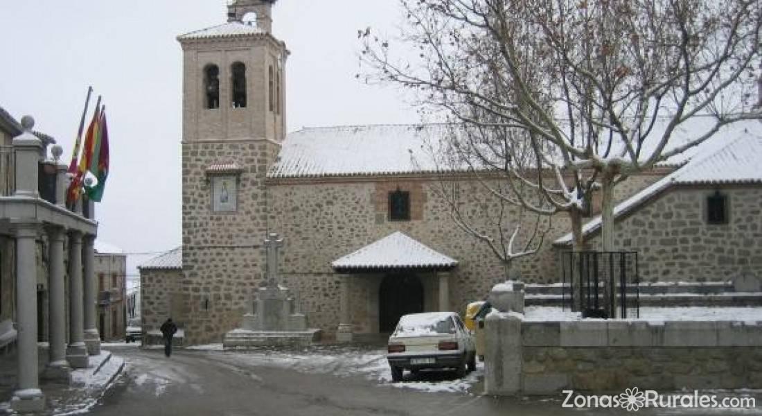 Casa rural cristina i y ii casa rural en san pablo de los montes toledo - Casa rural montes de toledo ...