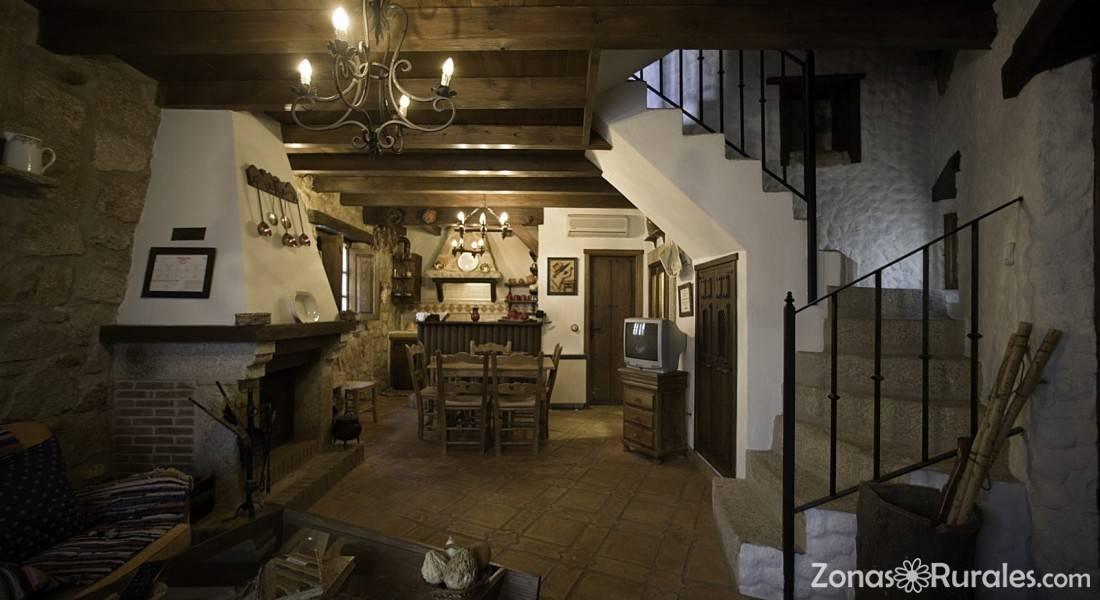 Casa rural margarita casa rural en mont nchez c ceres - Montanchez casa rural ...
