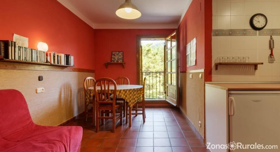 Hotel y apartamentos de monta a uson hotel rural en - Apartamentos de montana ...