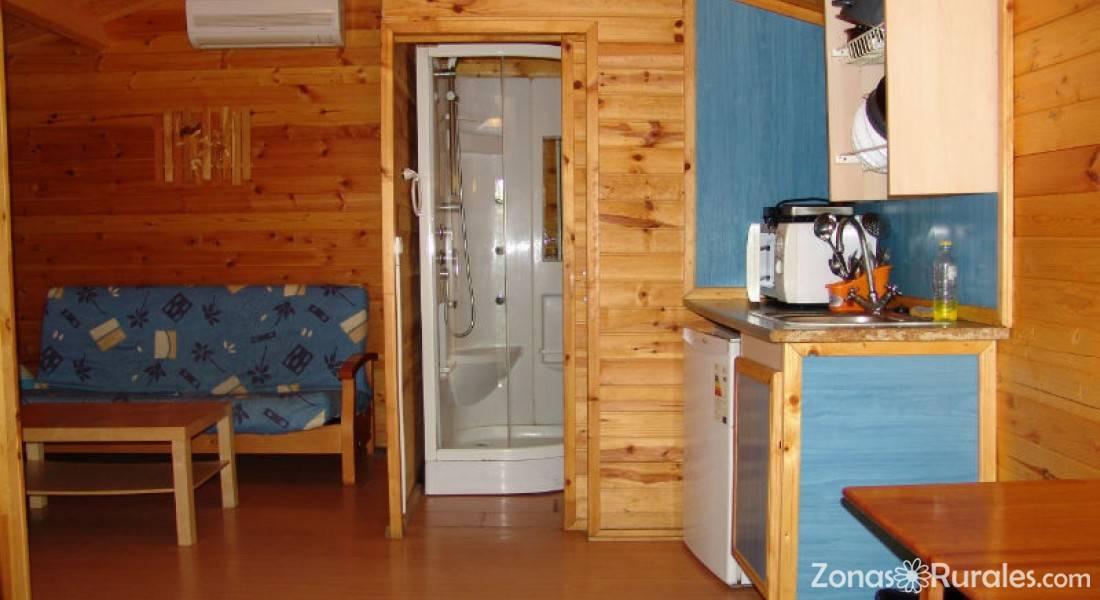 Camping ecomillans camping y bungalows en saced n guadalajara - Camping interior tarragona ...