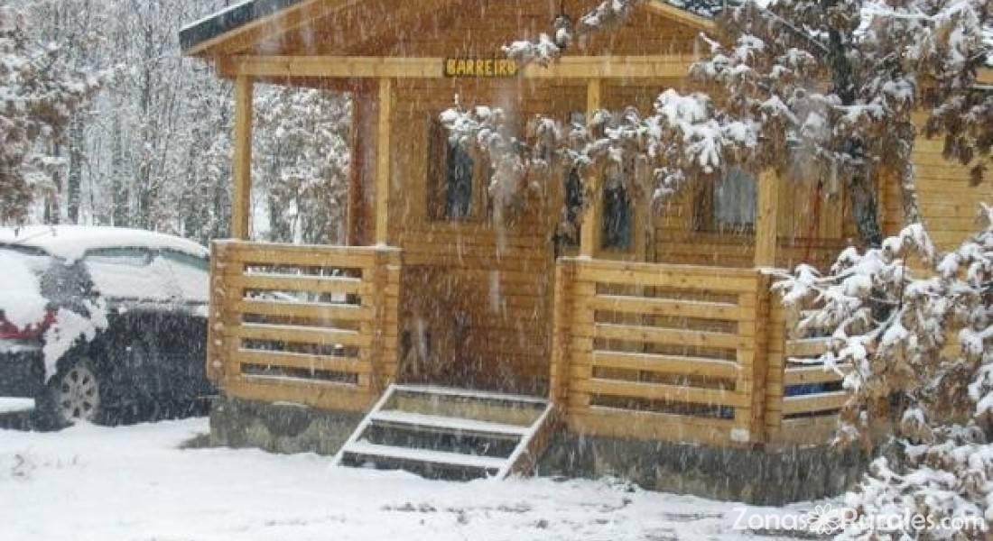cabanas madera zaragoza: