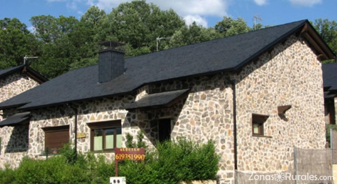 Casa sanabria casa rural en trefacio zamora - Casas rurales cerca de zamora ...