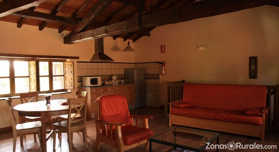 Pedrazales rural casa rural en pedrazales de sanabria - Casas rurales sanabria ...