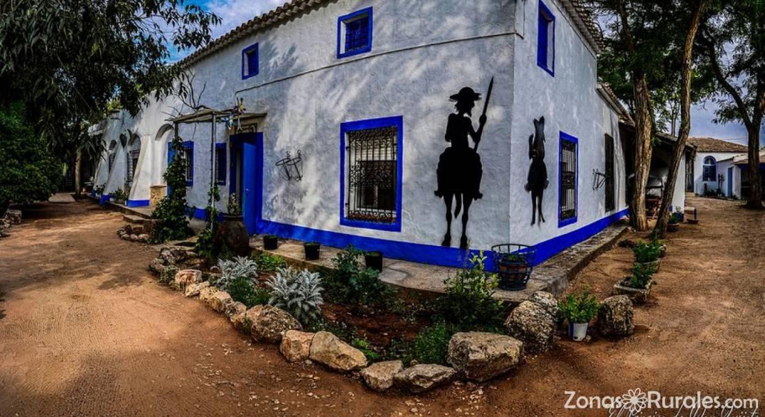 El para so de don quijote casa rural en el toboso toledo - Casa rural el paraiso ...
