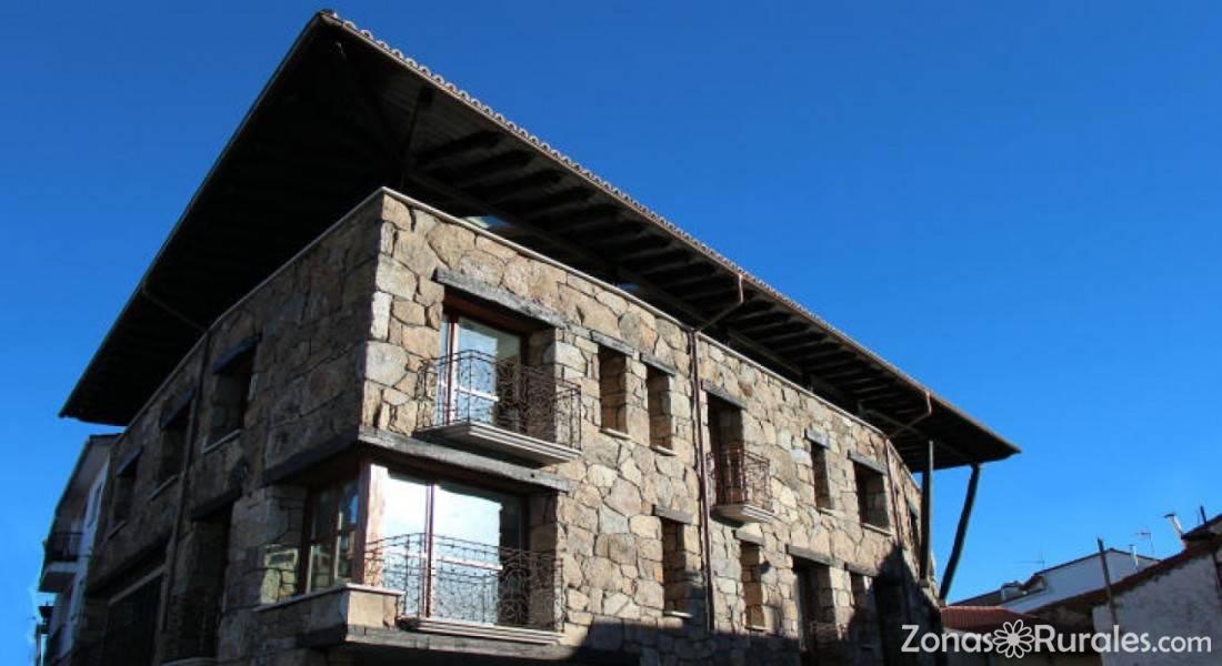 Casa rural la badila casa rural en garganta de los montes madrid - Casa rural horcajo de los montes ...