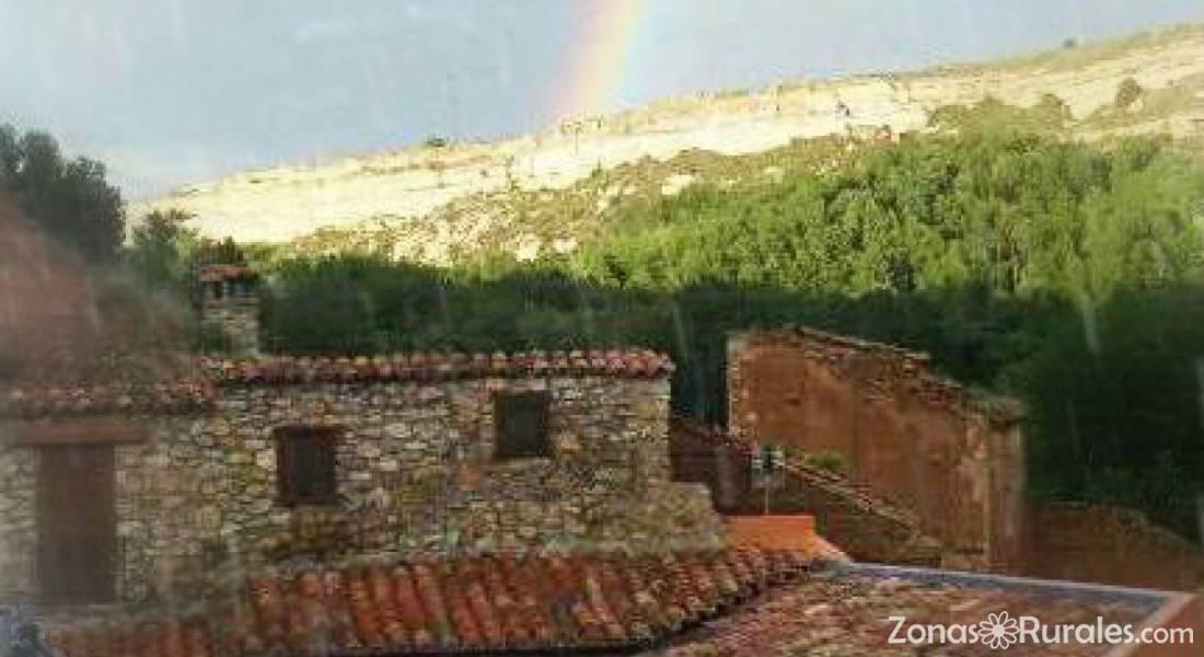 El capricho de rosa casa rural en anento zaragoza - Anento casa rural ...